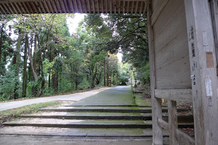 因幡の神社  倭文神社  9