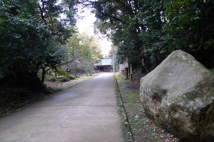 因幡の神社  倭文神社  10