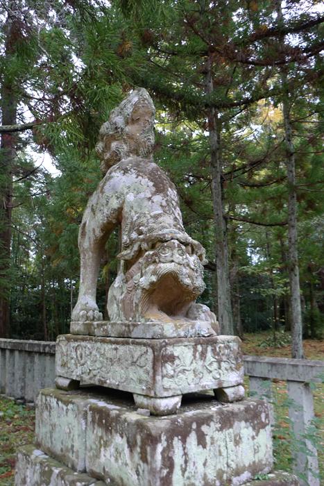 因幡の神社  倭文神社  14