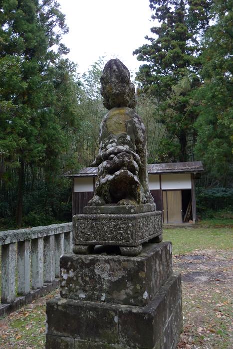 因幡の神社  倭文神社  15