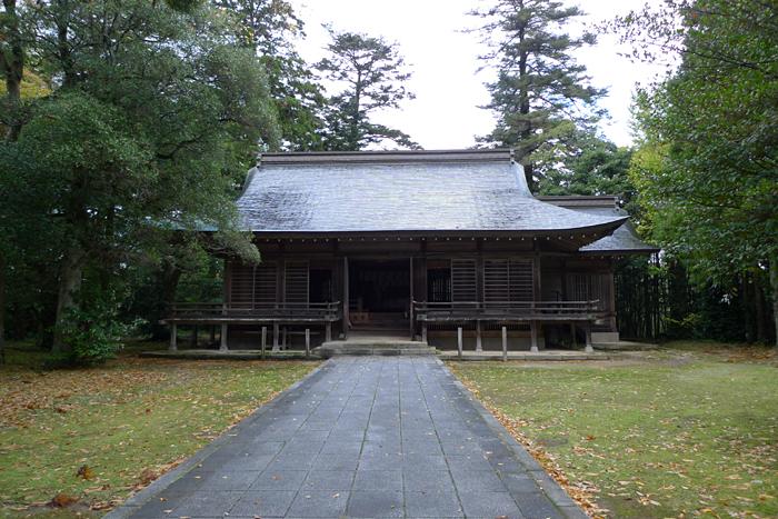 因幡の神社  倭文神社  16