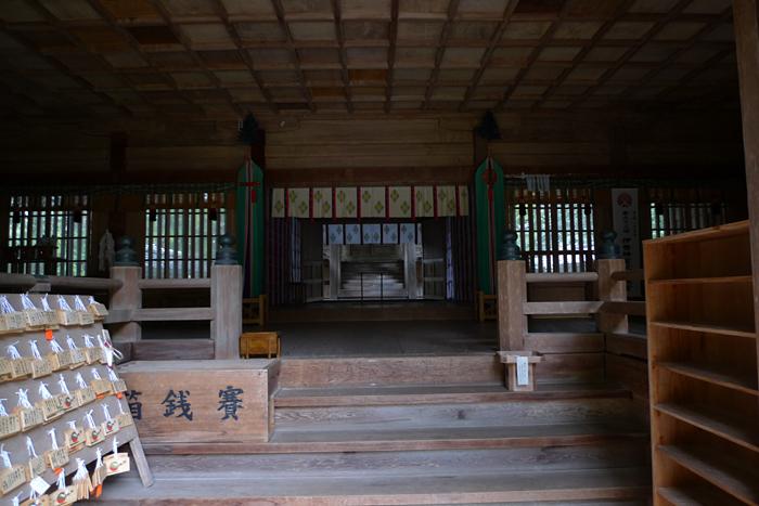 因幡の神社  倭文神社  17
