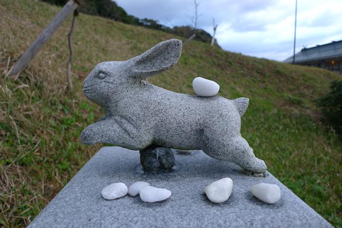 因幡の神社  白兔神社  5