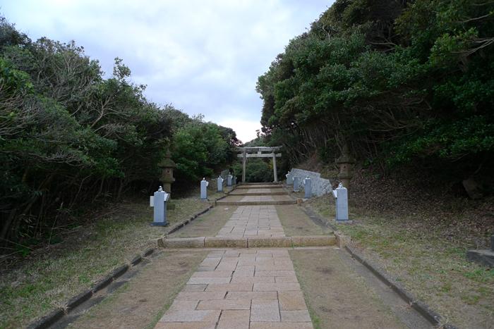 因幡の神社  白兔神社  3