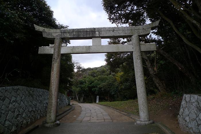 因幡の神社  白兔神社  7
