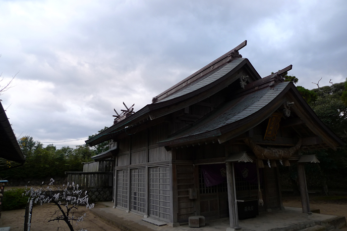 因幡の神社  白兔神社  12
