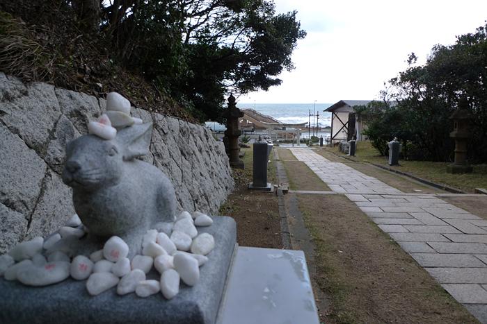因幡の神社  白兔神社  9