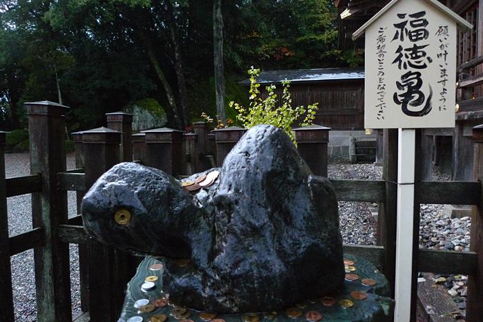 因幡の神社  宇部神社  8