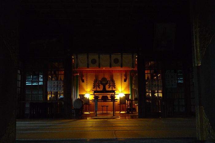 因幡の神社  宇部神社  9