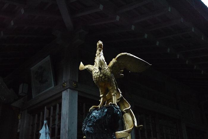因幡の神社  宇部神社  10