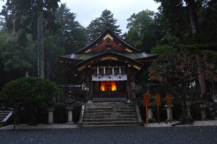 因幡の神社  宇部神社  6
