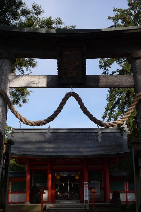 但馬の神社  出石神社  2