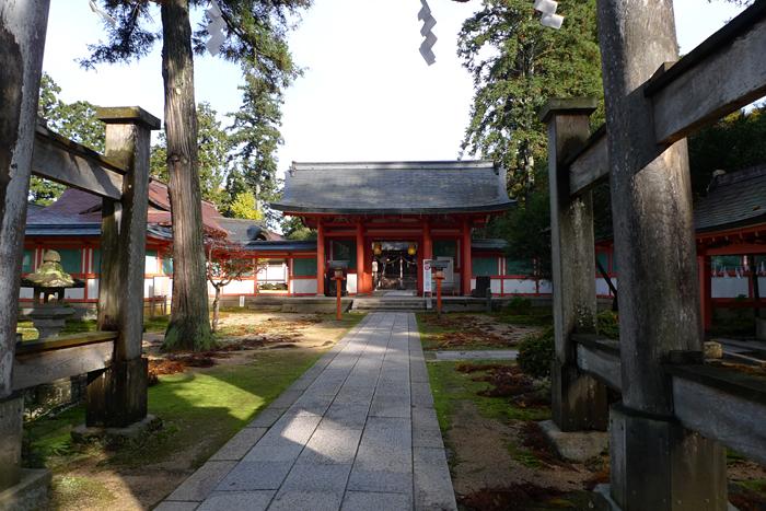 但馬の神社  出石神社  6