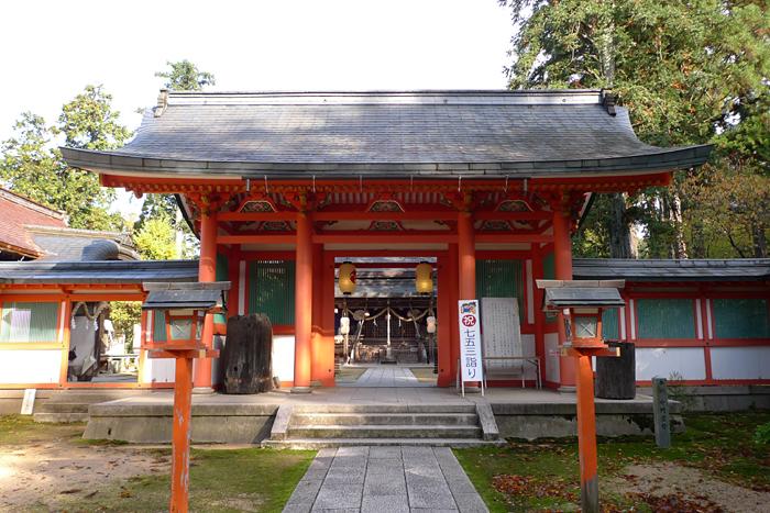 但馬の神社  出石神社  7