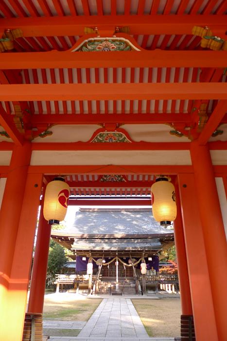 但馬の神社  出石神社  8