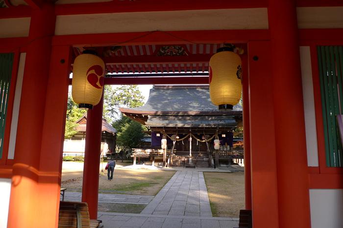 但馬の神社  出石神社  9
