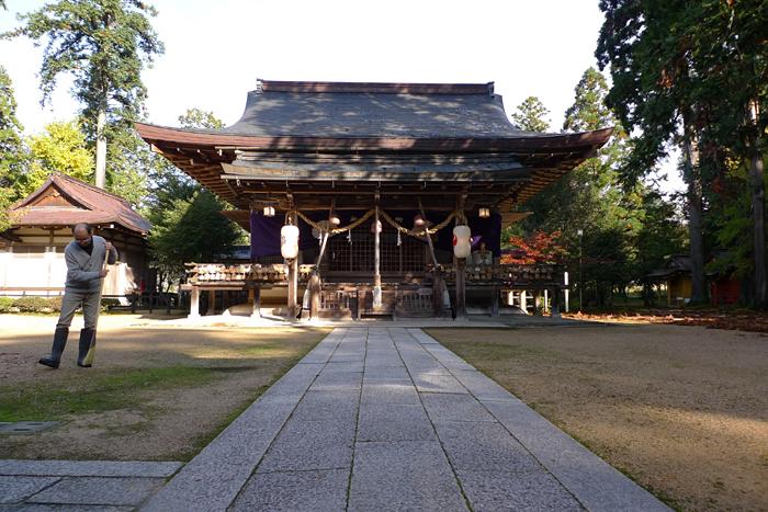 但馬の神社  出石神社  10