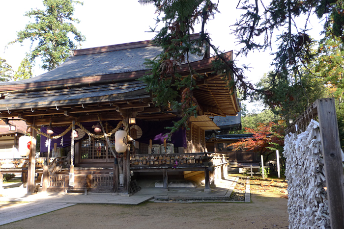 但馬の神社  出石神社  11