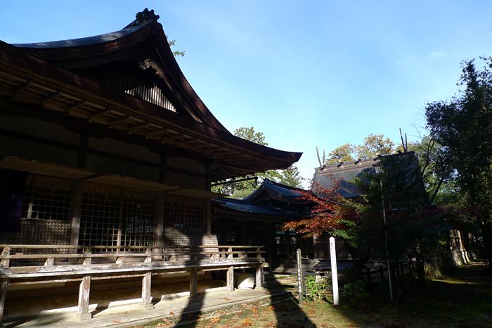 但馬の神社  出石神社  12