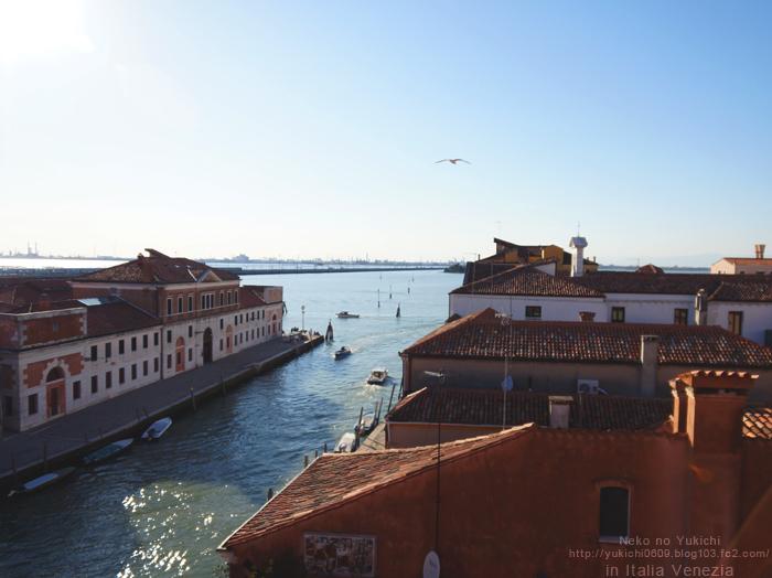イタリア旅行 6泊8日 2日目 ヴェネツィア1日目
