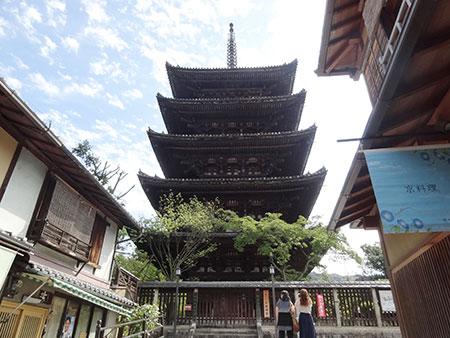 八坂の塔1