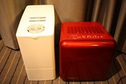 加湿器・空気清浄器