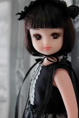 ゴスロリ風味ボブ子 リカ (5)