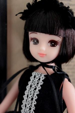 ゴスロリ風味ボブ子 リカ (2)