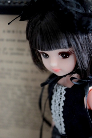 ゴスロリ風味ボブ子 リカ (3)