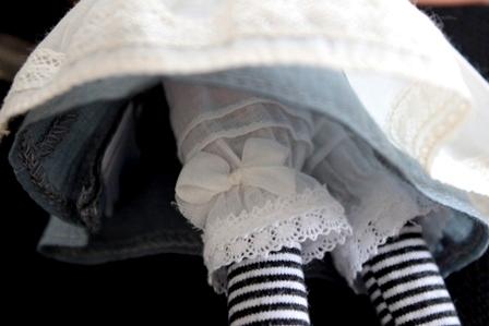 不思議の国のリカちゃん アリス服 (8)