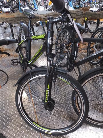 買った自転車1
