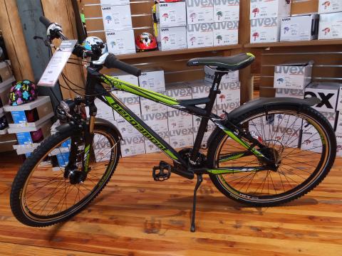 買った自転車2