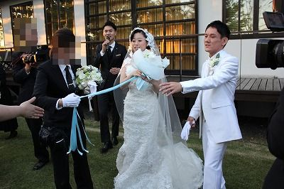 聖士結婚式 (1)
