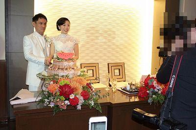 聖士結婚式 (36)