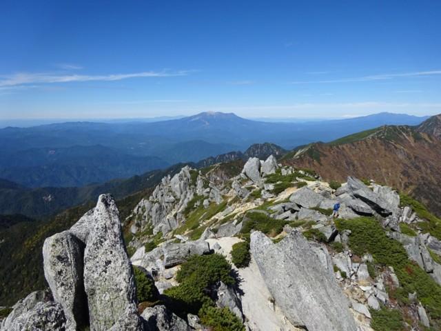 10月3日 西側.御嶽山.