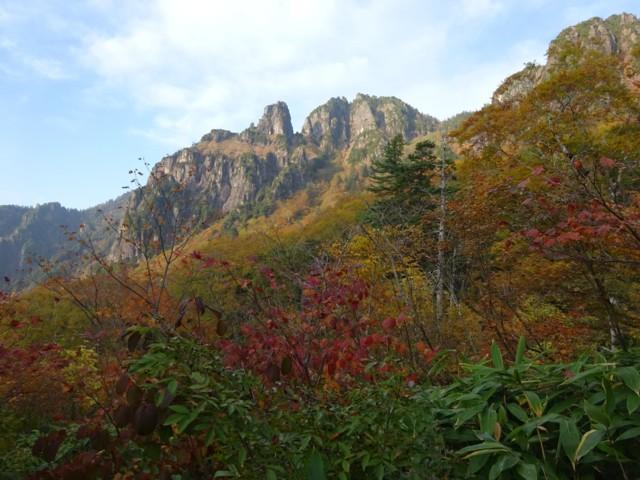 10月10日 錫杖岳