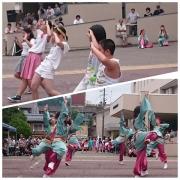 20150823栃尾にわか行進2