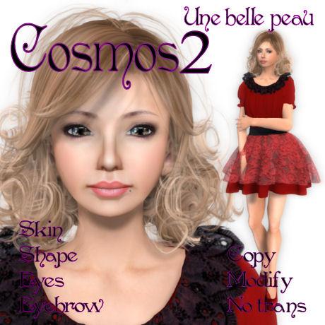 Cosmos2 skin 460 panel