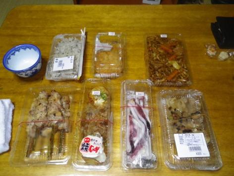 酸ヶ湯 2015 夕食