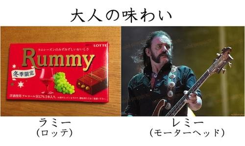 ラミーとレミー