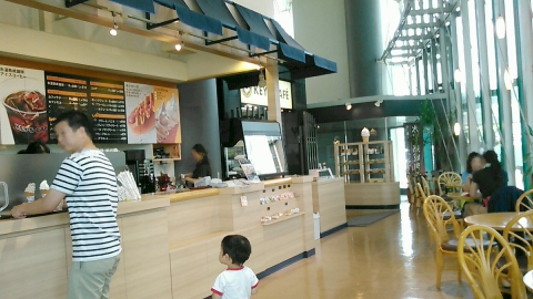 キーズ カフェ(KEYS COFFEE) ATC店 (5)