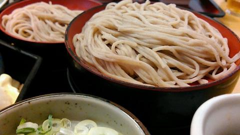 サガミ 法隆寺 そば食べ放題 201508 (14)
