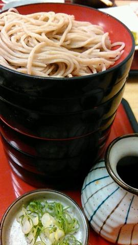 サガミ 法隆寺 そば食べ放題 201508 (15)