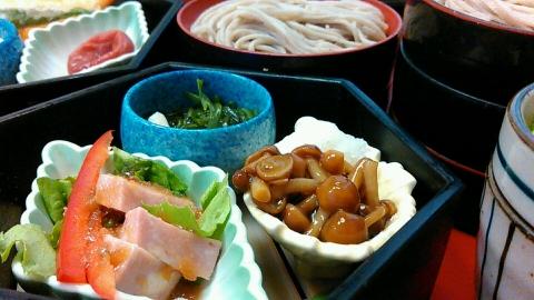 サガミ 法隆寺 そば食べ放題 201508 (13)