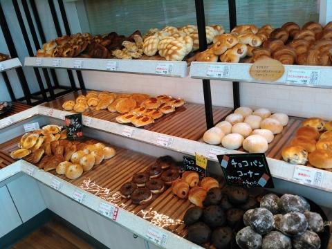 100円ベーカリー シーカくんのパン屋さん (25)