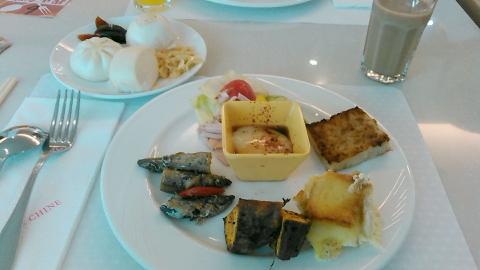 ①台中・兆品酒店 朝食 (4)