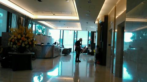 ①台中・兆品酒店 ホテル (3)