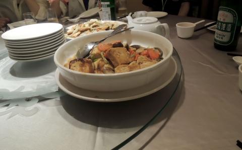 ①台中・兆品酒店 夕食 (7)
