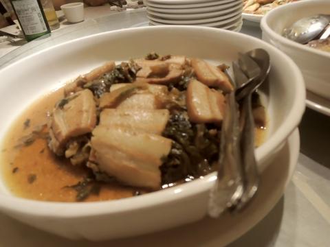 ①台中・兆品酒店 夕食 (8)
