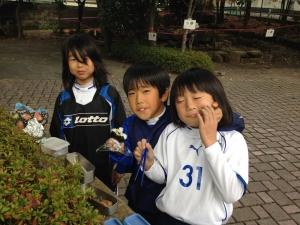 【LL】第46回横浜国際チビッコサッカー LLホワイト/2014年11月24日(月)@元石川小学校/横浜市青葉区/少年サッカー